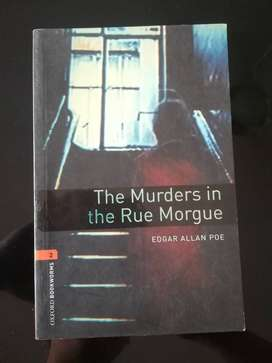 Novela The Murders in the Rue Morgue