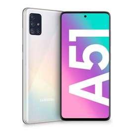 Samsung A51 blanco