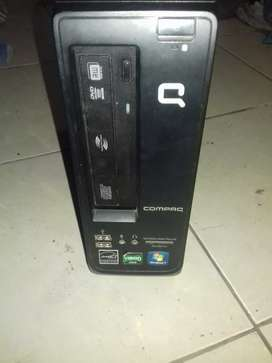 pc compaq small b100 impecable