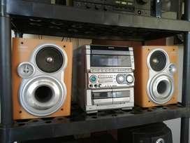 Aiwa Nsx Sz73 , No Pioneer, Sony, Panasonic, Technics, Sansu