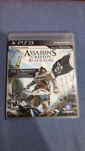 Assassins Creed 4 Black Flag para Ps3