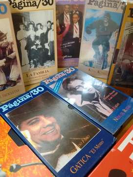 Lotes de películas VHS