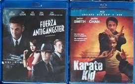 Vendo Peliculas Originales en Blu-ray