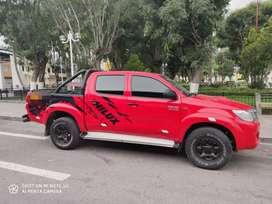 Toyota Hilux 4x4 año 2013