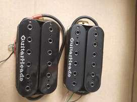 Humbucker Micrófono para guitarra Guitar Heads. Cerámicos.