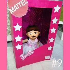 Caja de muñeca para fotos