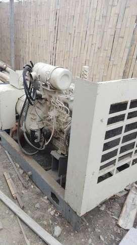 Se vende generador de energía eléctrica a diésel