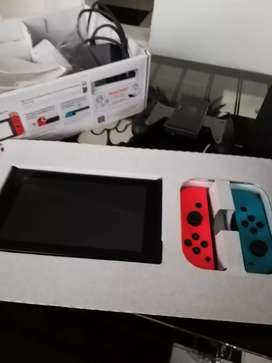 Nintendo stwich nuevo