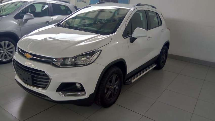 CHEVROLET TRACKER AUTOMATICA 2020 0KM INICIAL 25 MILLONES 0