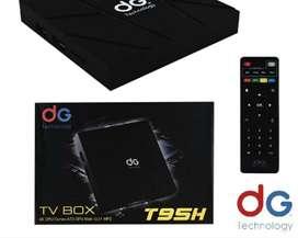 El mejor tv box aprovecha en promoción