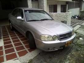 Vendo carro kia magentis 2005