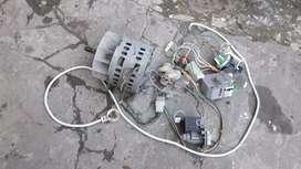 Lavarropa semi automático dream 1.500 $