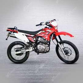 Moto Sukida SKR250 Pregunta por nuestro Crédito Directo
