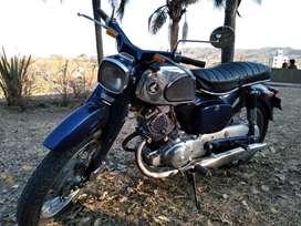 Honda Benly mod 61- bicilindrica 150cc