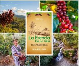 Cafe 100% Premium Hecho en Peru, Tostado Molido, Calidad de Exportacion!!