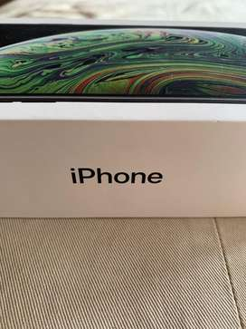 iPhone XS 64GB excelente estado