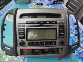 Vendo Radio original para Hyundai Santa fe
