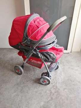 Remato coche de bebe