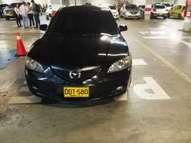 Mazda 3 negro Diamante