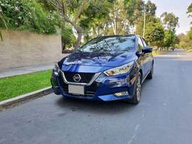 Nissan New Versa