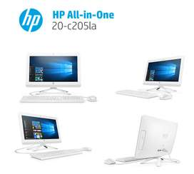 MARCA HP ALL IN ONE 20-C205LA