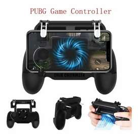 Gatillos Game Pad Sp+ Ventilador Power Bank Fornite Joystick