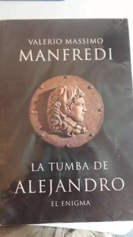 LA TUMBA DE ALEJANDRO (nuevo)