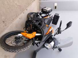 Moto corven touring 250 impecable