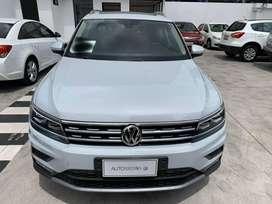Volkswagen Tiguan Año 2018