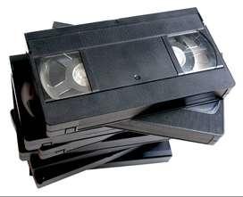 DIGITALIZACION DE VIDEO CASSETTES VHS