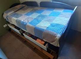 Vendo 2 camas usadas, buen estado