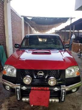 Nissan frontera 4×2 diesel