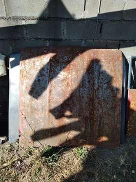 Capot y puertas ford falcon