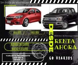 Al vehículos nuevos y seguros