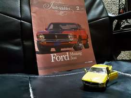 Vehiculo de Coleccion Ford Mustang