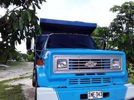Volqueta Chevrolet