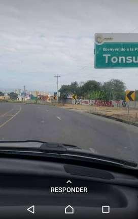 DEPARTAMENTO DE ARRIENDO EN  TONSUPA ATACAMES