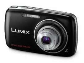 Panasonic  Lumix DMC-S1 12.1mp 4x. Con 4gb
