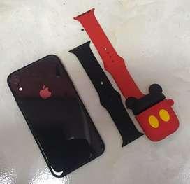 Iphone Xr de 128gb Negro