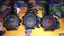 Reloj weide digital multifuncion! IMPORTADO DIAMETRO 5CM nuevos