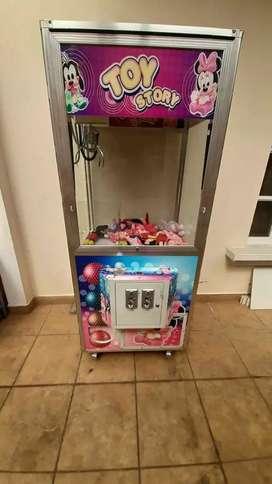 Máquina de peluches