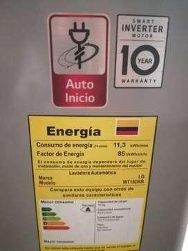 Lavadora LG DE 40 Lb