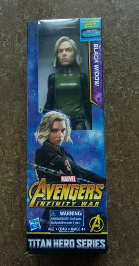 Marvel Avengers Black Widow Hasbro NEW