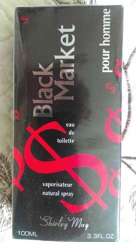 perfume BLACK MARKET
