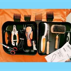Oferton maquina para rasurar cortar todo para animalitos