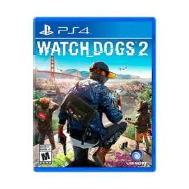 watchdogs 2 para ps4 fisico