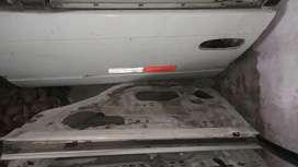 Remato puertas de Toyota Corolla