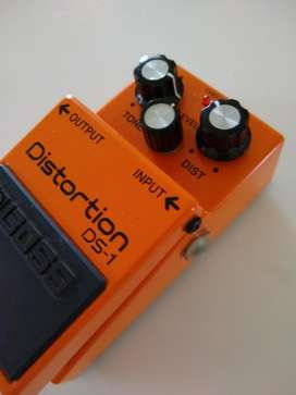 Vendo Pedal Boss DS-1 Distortion