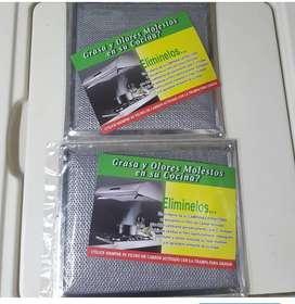 Filtro de Grasa Y Carbón para Campana