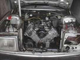 Tapa V6 b28 Volvo Peugueot, Renault